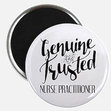 """Nurse Practitioner Genuine 2.25"""" Magnet (100 pack)"""