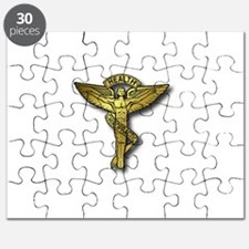 Chiropractic Health Gold Puzzle