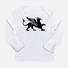 Cute Urban fantasy Long Sleeve Infant T-Shirt