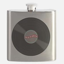 Cute Vinyl Flask