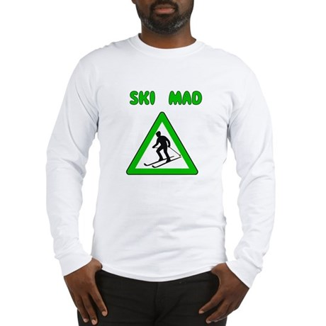 Ski Mad Long Sleeve T-Shirt