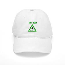 Ski Mad Baseball Cap