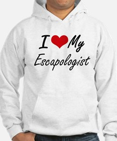 I love my Escapologist Hoodie