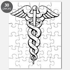 Cute Dr. mom Puzzle