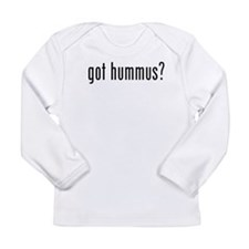 Cute Middle eastern Long Sleeve Infant T-Shirt
