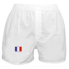 Cayenne, French Guiana Boxer Shorts
