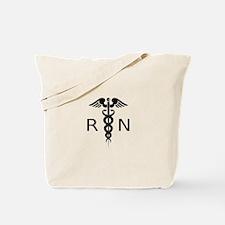Nurse RN Tote Bag