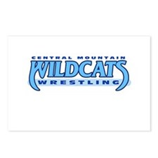 Central Mountain Wrestling 1 Postcards (Package of