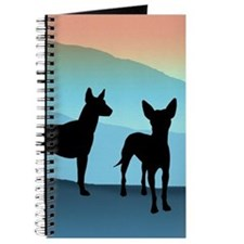 Blue Mountain Xolo Journal