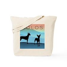 Blue Mountain Xolo Tote Bag