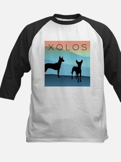 Blue Mountain Xolo Kids Baseball Jersey