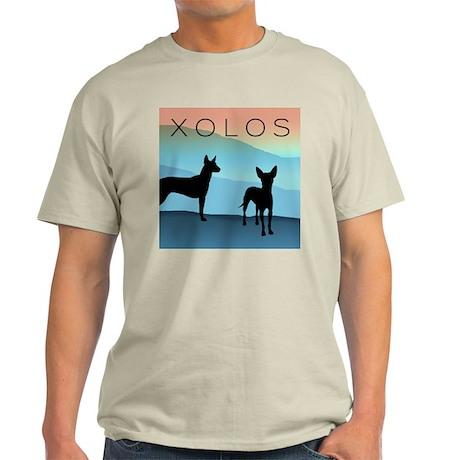 Blue Mountain Xolo Light T-Shirt