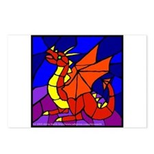 Wyvern Dragon Rock Postcards (Package of 8)