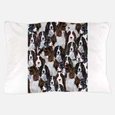 Funny Dogs Pillow Case