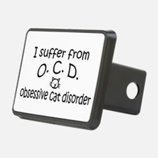 O.C.D. Obsessive Cat Disorder Hitch Cover