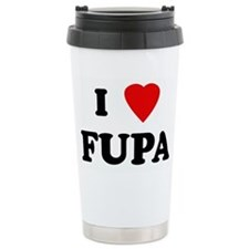 Cute Personalized love Travel Mug
