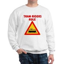 Tram Riders Jumper