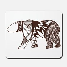 Polar Bear Soul Mousepad