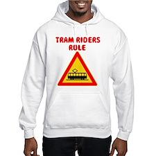 Tram Riders Jumper Hoody