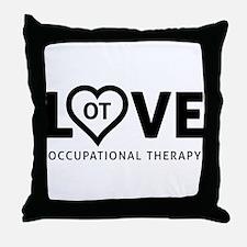 Cute Rehabilitation Throw Pillow