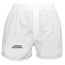 Little Architect Boxer Shorts