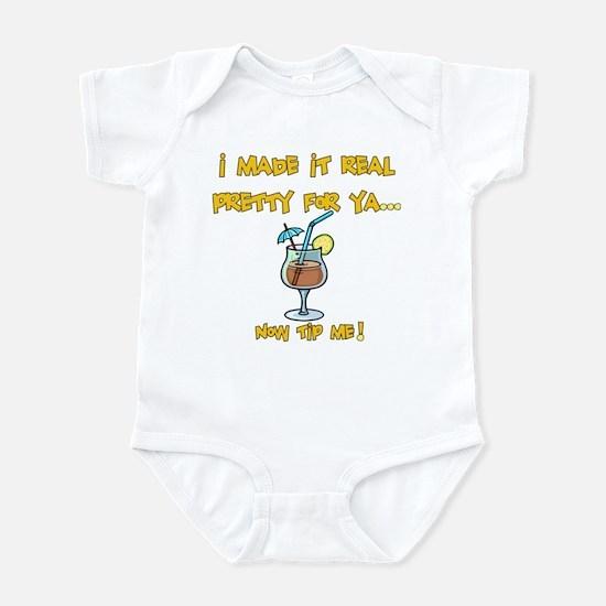 Tip the Bartender Infant Bodysuit