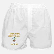 Tip the Bartender Boxer Shorts