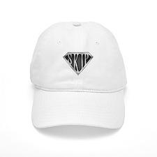 SuperSkip(metal) Baseball Cap
