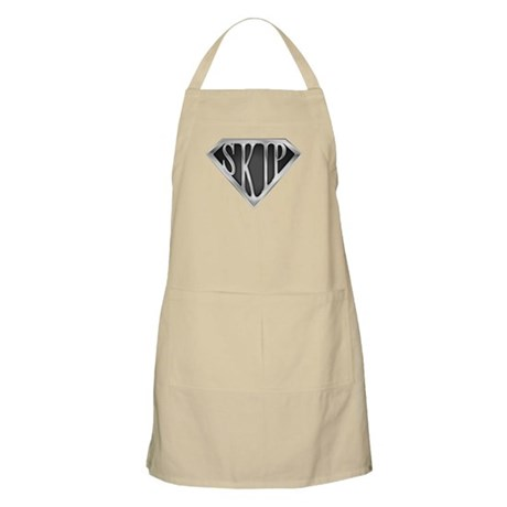 SuperSkip(metal) BBQ Apron