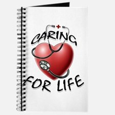 Caring for Life Nurse RN Heart Journal