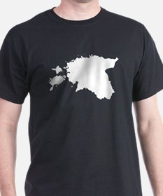 Estonia Silhouette T-Shirt