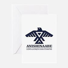 Anishinaabe Greeting Cards