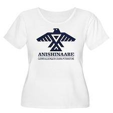 Anishinaabe Plus Size T-Shirt