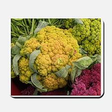 IMG_9304.JPG colorful cauliflower close Mousepad