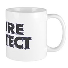 Future Architect Small Mug