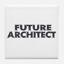Future Architect Tile Coaster