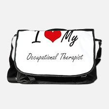 I love my Occupational Therapist Messenger Bag