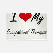 I love my Occupational Therapist Magnets