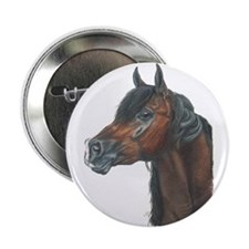 "2.25"" Arabian Horse Button (10 pack)"