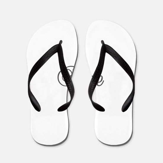 Cute Matron of honor Flip Flops
