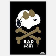 Joe Cool - Bad To The Bone Wall Art