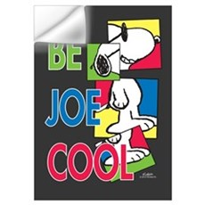 Be Joe Cool Wall Art Wall Decal