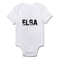 Elsa Infant Bodysuit