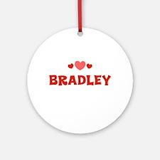 Bradley Ornament (Round)