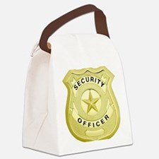 Cool Security Canvas Lunch Bag