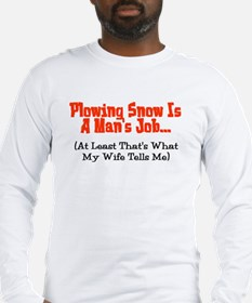 Funny I love to blow Long Sleeve T-Shirt