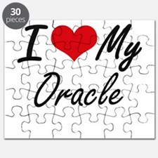I love my Oracle Puzzle