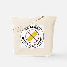 Cute Alertness Tote Bag