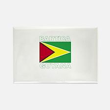 Bartica, Guyana Rectangle Magnet