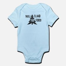 Cute Food service Infant Bodysuit